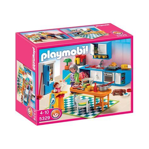 playmobil cuisine 5329 cuisine r 233 f 5329 playmobil 174 jeux jouets loisirs enfant