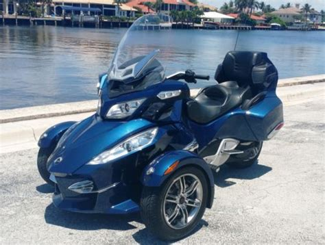 Find Used 2010 Can Am Spyder Rts 3-wheel Motorcycle Garage