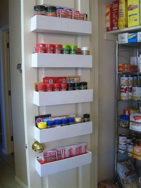 Ikea Spice Rack Ideas by Ikea Hack Built In Spice Rack Diy Projects For Everyone