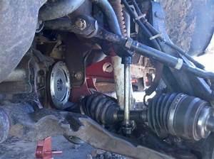 2001 F150 Supercrew  Sway Bar End Link Stuck Help
