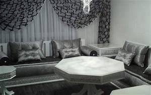 Acheter Salon Marocain : salon marocain design acheter salon oriental beige tendance pas cher ~ Melissatoandfro.com Idées de Décoration