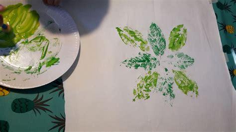 diy empreintes de feuilles dautomne facon mandalas