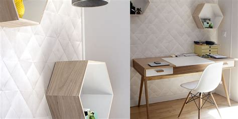 coin bureau dans salon décoration maison bourgeoise dans un style scandinave et