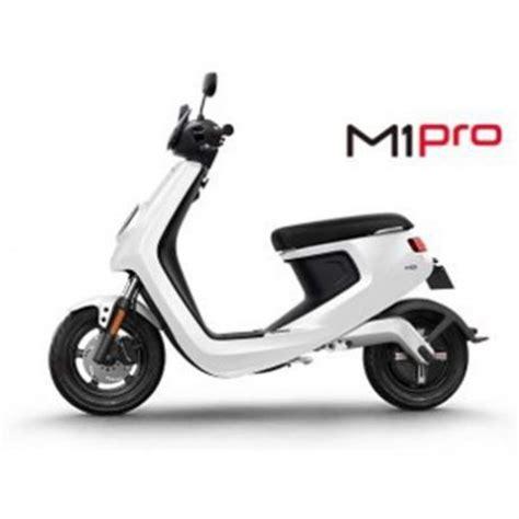 bmw bike niu m1 pro elektroroller mit 45km h und bosch motor i