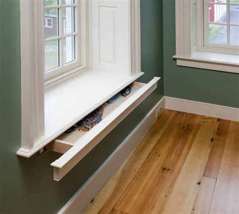 Fenster Sichtschutz Rausgucken by Fensterbank Holz Sitzen Wohn Design