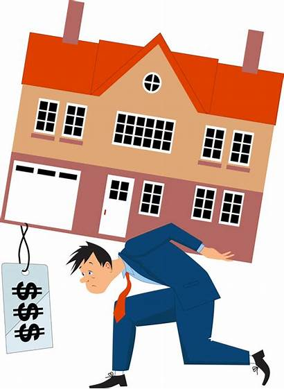 Homeowner Mortgage Clipart Stress Mortgages Fannie Low