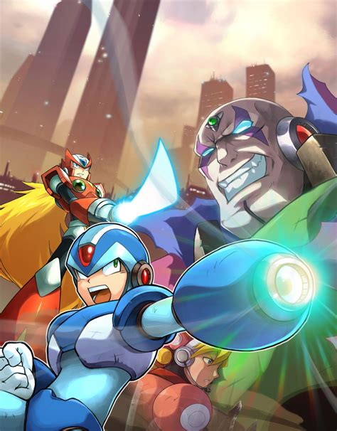 Mega Man X Strength For The Fight Geeks Under Grace