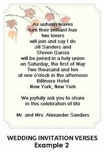 Wedding invitation verses and quotes quotesgram for Wedding invitation small quotes