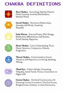 Chakra Colors - Allori Designs