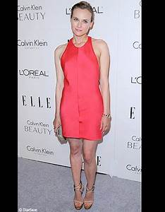 people tendance mode look color block diane kruger color With site tendance mode