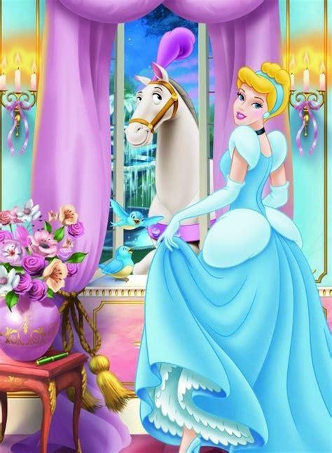 Princess Cinderella Wallpaper   USELLA