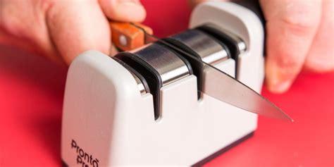 knife sharpener wirecutter