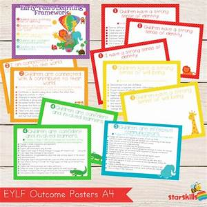 eylf templates starskills With early years learning framework planning templates