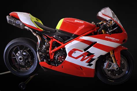 Photos Of Our Ducati 1198 Rs Race Bike