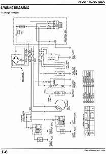 Honda Gx610 Gx620 K1 U1 Engine Service Repair Shop Manual