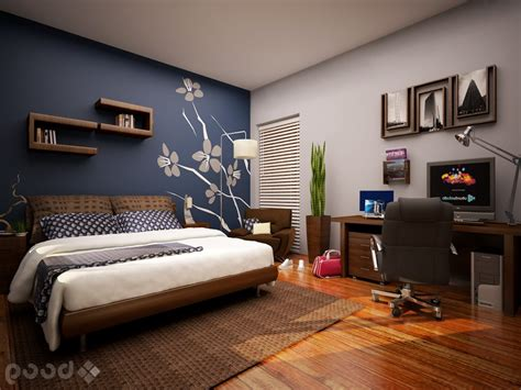 Bedroom Painting Ideas Blue  Fresh Bedrooms Decor Ideas