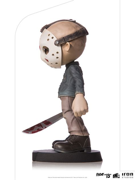 First Look Friday The 13th Jason Voorhees Minico