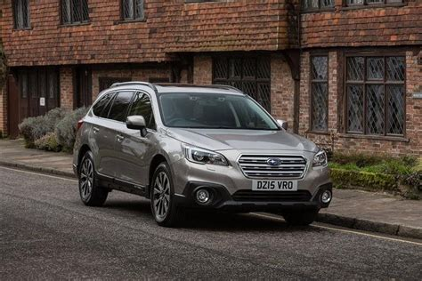 Subaru Outback Car Lease Deals & Contract Hire