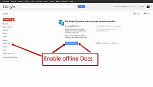 practical ed tech tip of the week how to use google docs With google docs enable offline editing