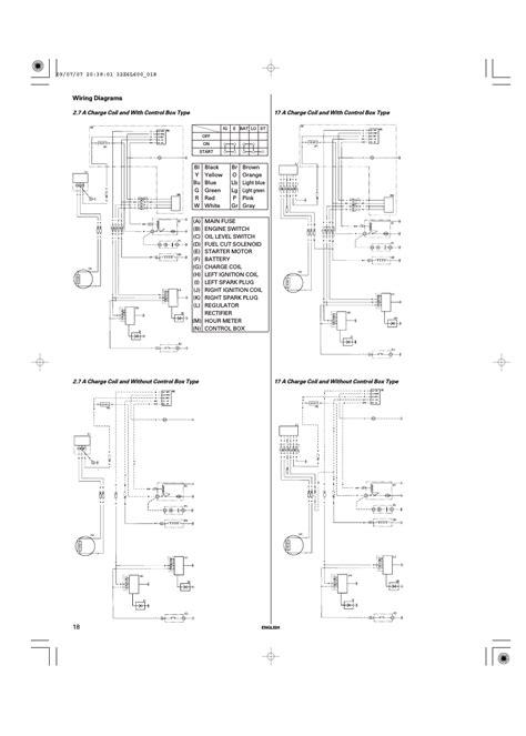 wiring diagrams unique industries honda gx690 user manual page 18 60