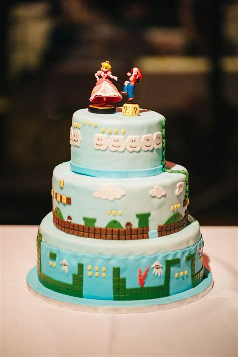 256 Best Super Mario Theme Wedding Images On Pinterest