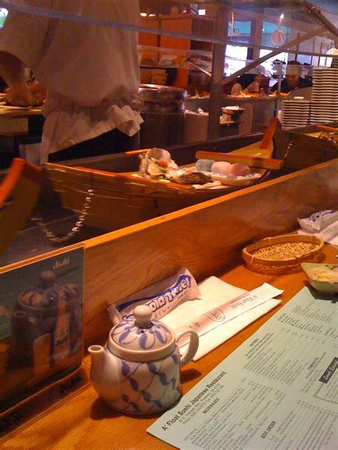 The Boat Restaurant Pasadena by Mmm Yoso Road Trip A Float Sushi Japanese Restaurant