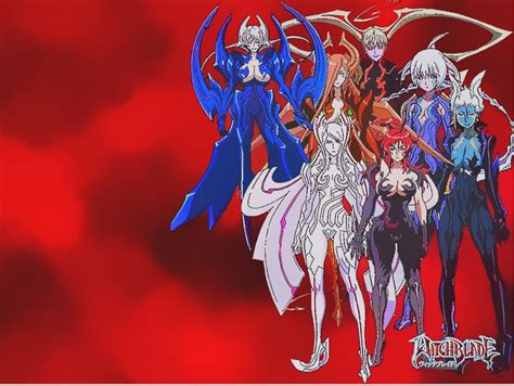 Witchblade Wallpaper Anime - witchblade free anime wallpaper site