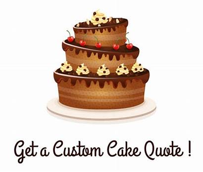 Cake Quote Custom Quotes Birthday Order Pick