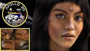 """""""Mona Lisa"""" - The humanoid Alien found by Apollo 20"""