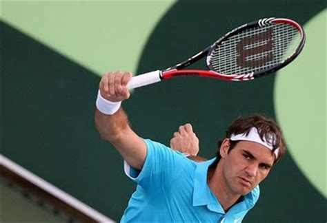 racquets  roger federer perfect tennis