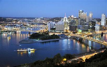 Pittsburgh Background Wallpapers Wall Cities