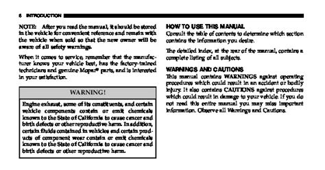 service manuals schematics 2006 jeep liberty security system 2006 jeep liberty owners manual