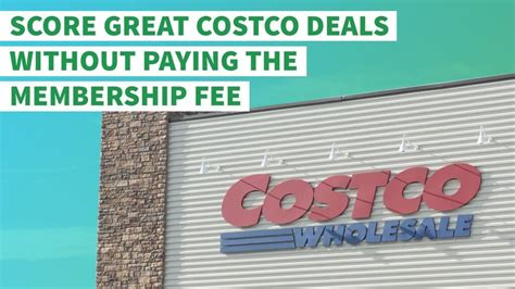 Annual fee no annual fee with your paid costco membership ($60). Score Great Costco Deals Without Paying the Membership Fee | GOBankingRates