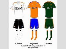 Leaked VALENCIA CF 201819 kits ValenciaCF