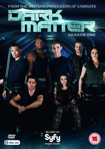DARK MATTER Season One DVD Review