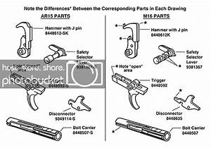 What Trigger Parts Do I Need   To Go Semi Auto