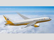 Finest Air Travel From The Land Of Brunei Royal Brunei