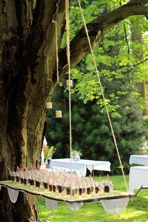 Garten Und Deko by Heiraten Im Garten 100 Hochzeit Deko Ideen