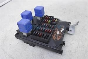 1998 Nissan Pathfinder Fuse Box Block Assy