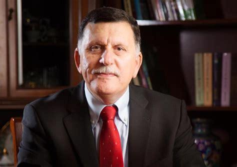 biographie de fayez al sarraj le premier ministre libyen
