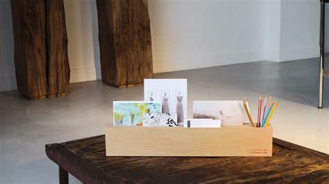 organiseur de bureau l 50 cm bois clair l atelier d