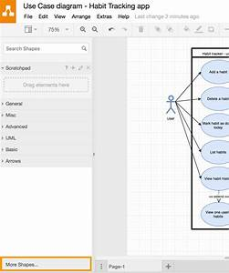 Draw Use Case Diagram Powerpoint