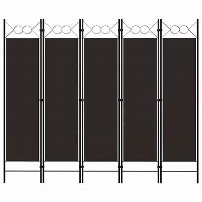 Folding Panel Screen Partition Divider Separator Privacy