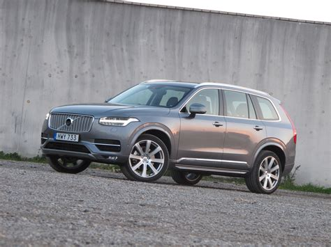 Review Volvo Xc90 by 2016 Volvo Xc90 Review Autoguide