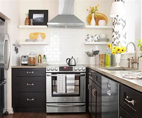 Five Tips For Small Kitchens