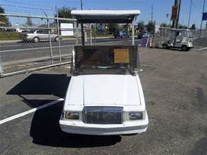 Car For Sale  1995 Western 400 Golf Cart In Lodi Stockton