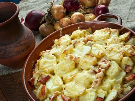 cuisine marmiton recettes tartiflette de chatenay recette de tartiflette de chatenay marmiton