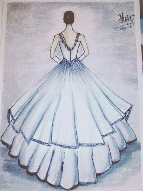 awesome desain baju gaun pesta  bagi ide merombak baju