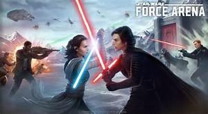 Star Wars: Force Arena – 4/12 Update Details
