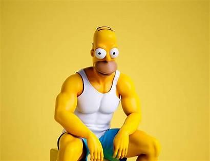 Cartoon Famous Characters Human Bodies Viralbandit